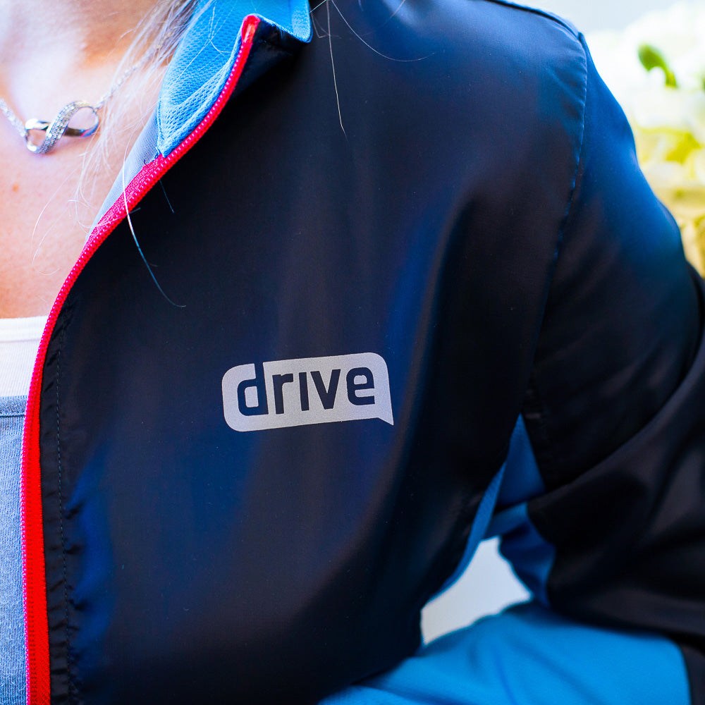 Drive Men's and Ladies Colorblock Jacket