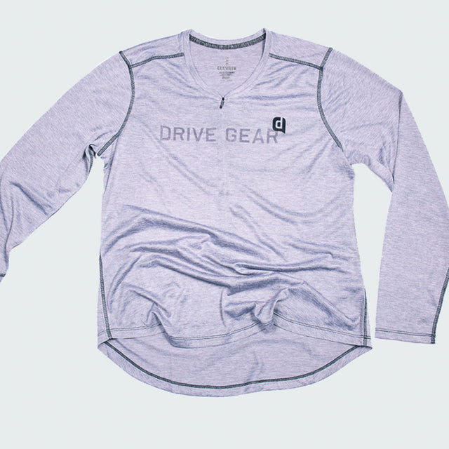 Men's and Ladies Quadra Long Sleeve Shirt