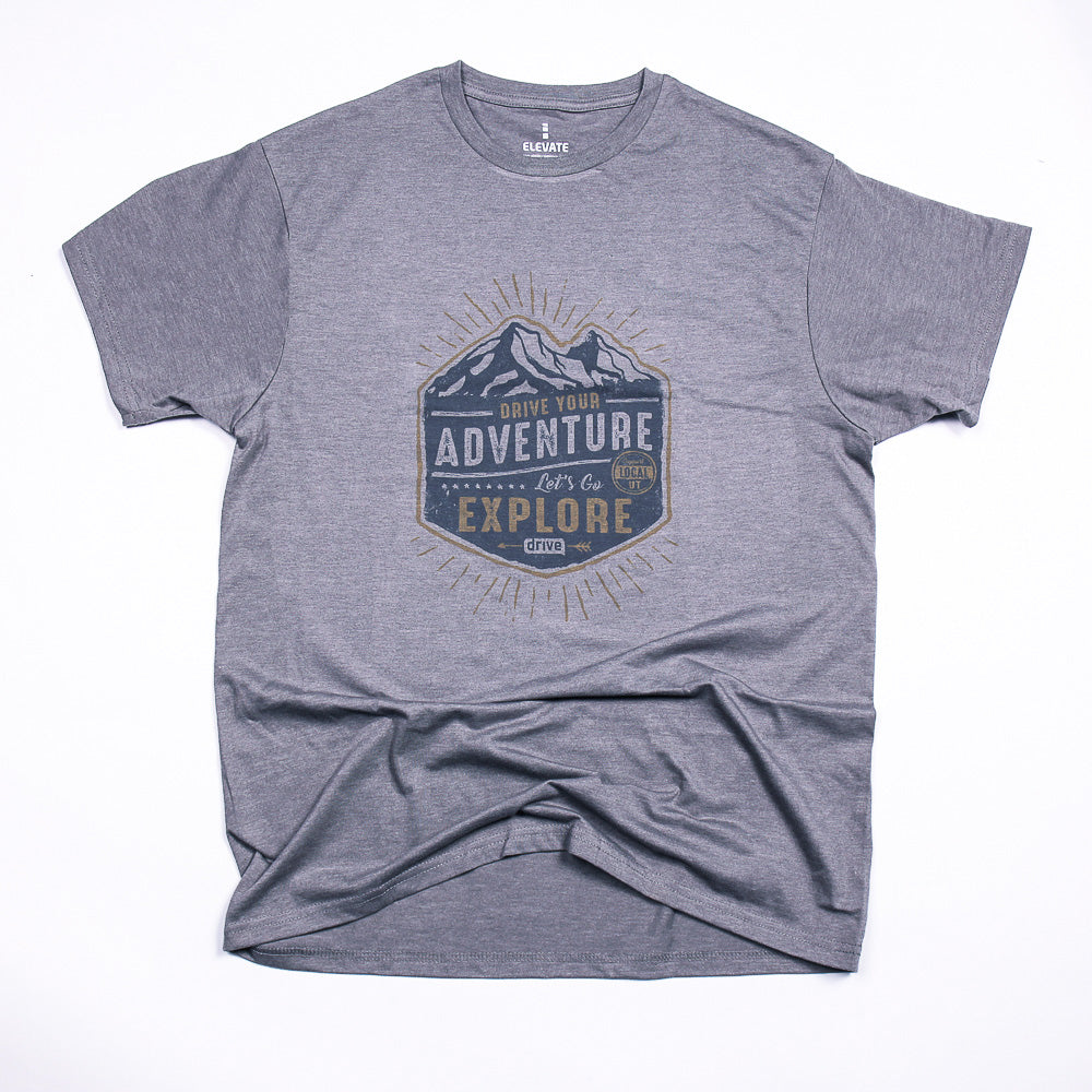 Men's Explore T Shirt