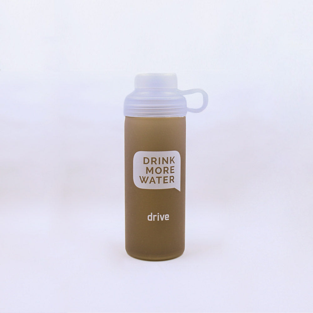 Drive Glass Water Bottle