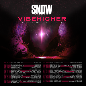 VIBE HIGHER 2018 TOUR TICKETS