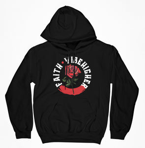 FAITH x VIBE HIGHER HOODIE
