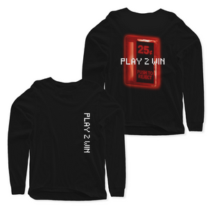 Play 2 Win Long Sleeve Tee