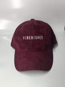 Vibe Higher Suede Exclusive (MAROON)