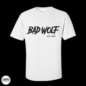 Jandro Bad Wolf Est. 1997 Tee (White)