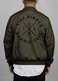Vibe Higher Jacket (Olive)