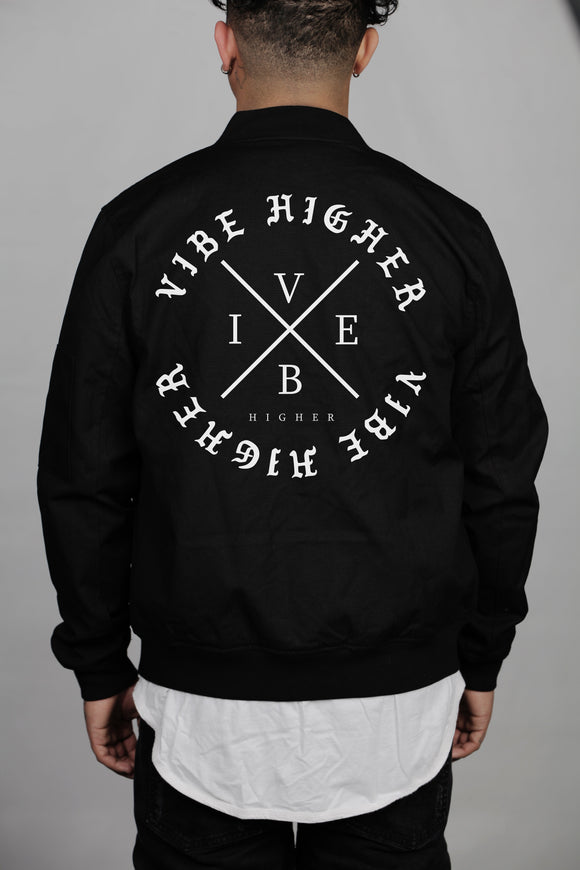 Vibe Higher Jacket (Black)