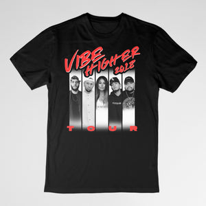 Vibe Higher Tour 2018 Shirt