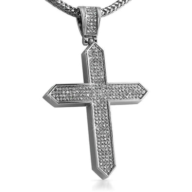On Point Rhodium Cross