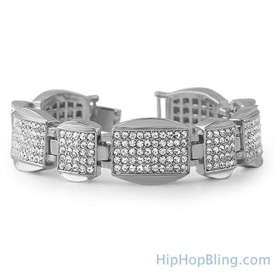 Classic Bling Iced Out Bracelet