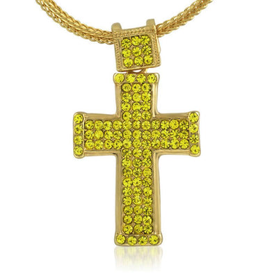 Lemonade Classic Cross  Chain Small