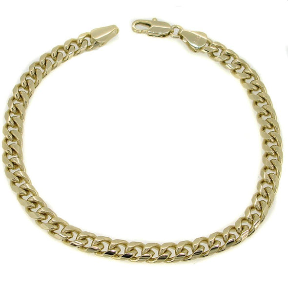 Miami Cuban Gold Plated 5MM Bracelet
