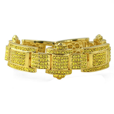 Celebrity Style Lemonade Bracelet