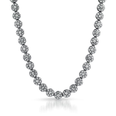 Cluster Chain Rhodium