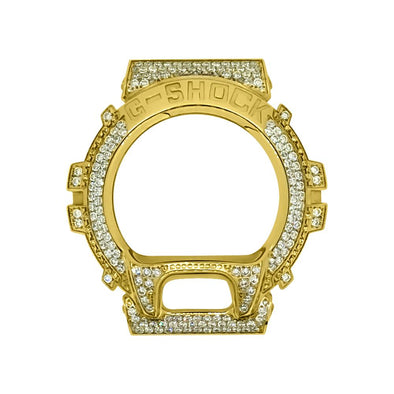 Gold Stainless Steel Case Bezel for Casio G Shock DW6900