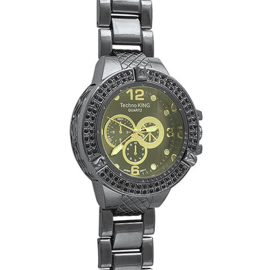 Double Ice Black Watch
