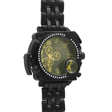 Divers Thick Black Watch
