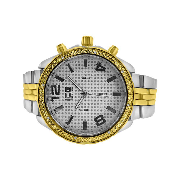 2-Tone Sport Jubilee Watch