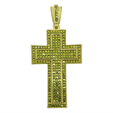 Lemonade Princes Cut Large Cross