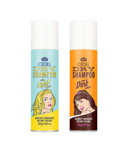 Retro Dry Shampoo Mini 30g