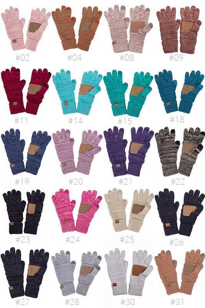 CC Two Tone Glove G-800
