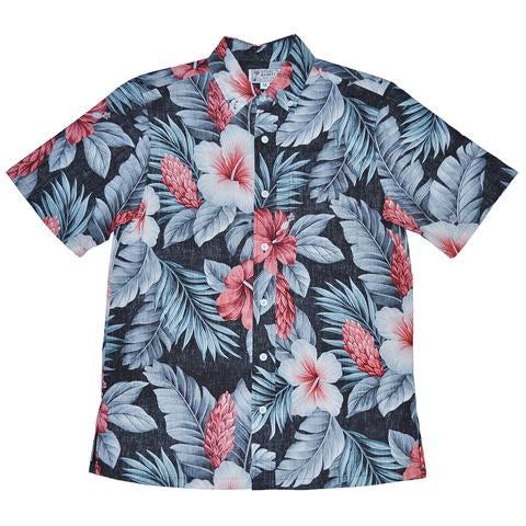 Waikiki Beach Boy Aloha Shirt