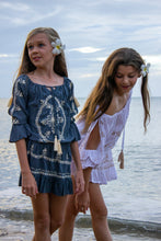 Island Girl Hand Beaded Sundress