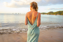 Magnetic Island Hand Beaded Sundress