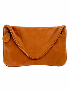 Malibu Leather Clutch