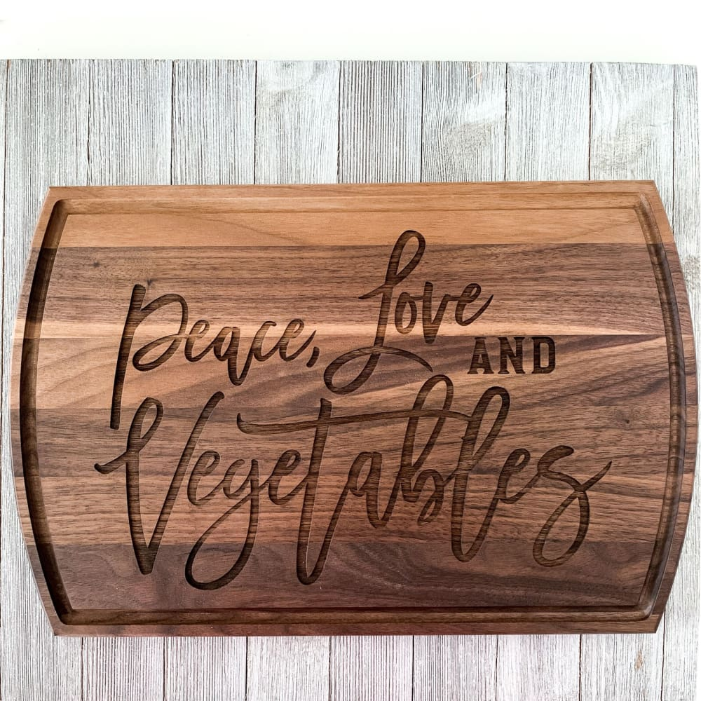 Kitchen Expressions Personalized Cutting Board