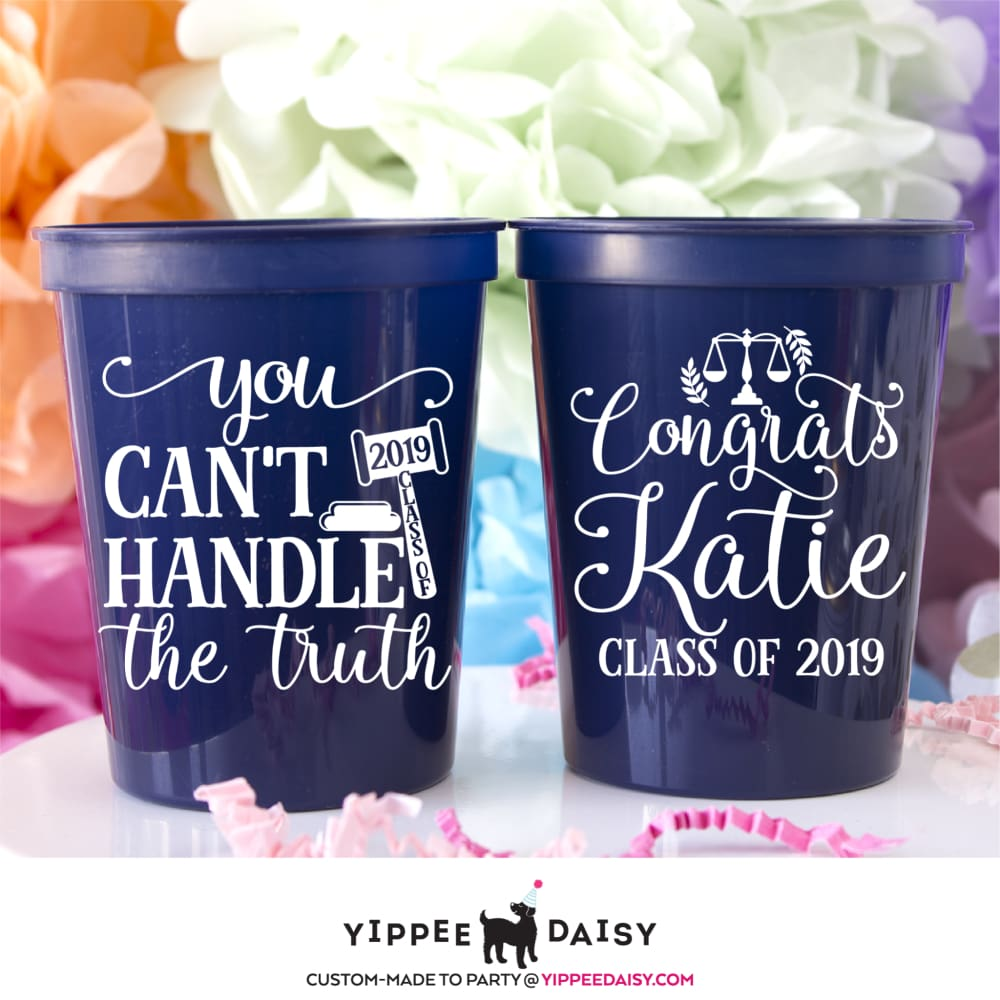 You Can't Handle The Truth Stadium Cups