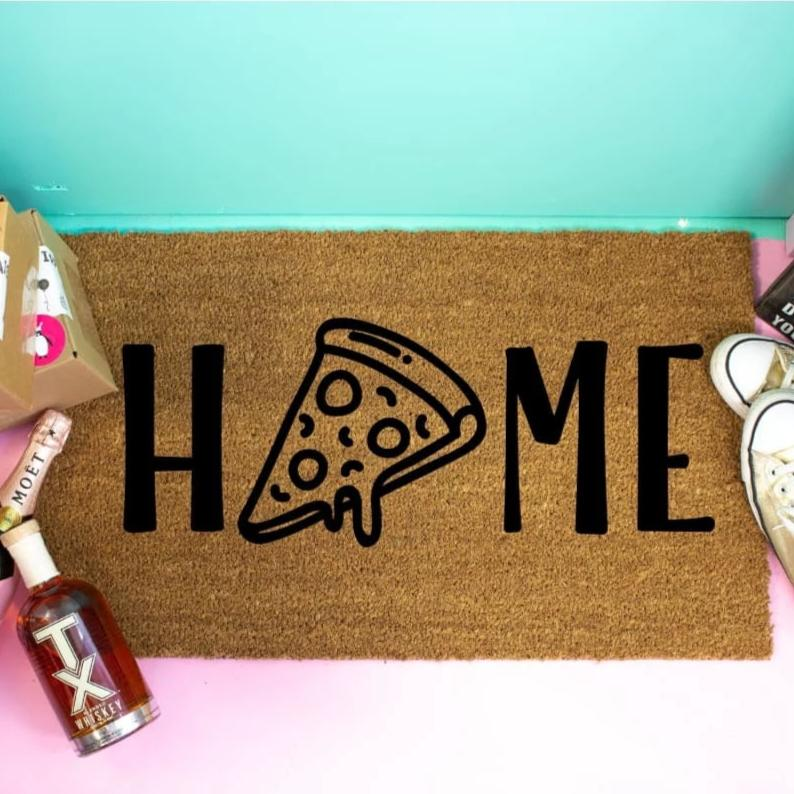 Funny Doormat Pizza Lovers - Doormat
