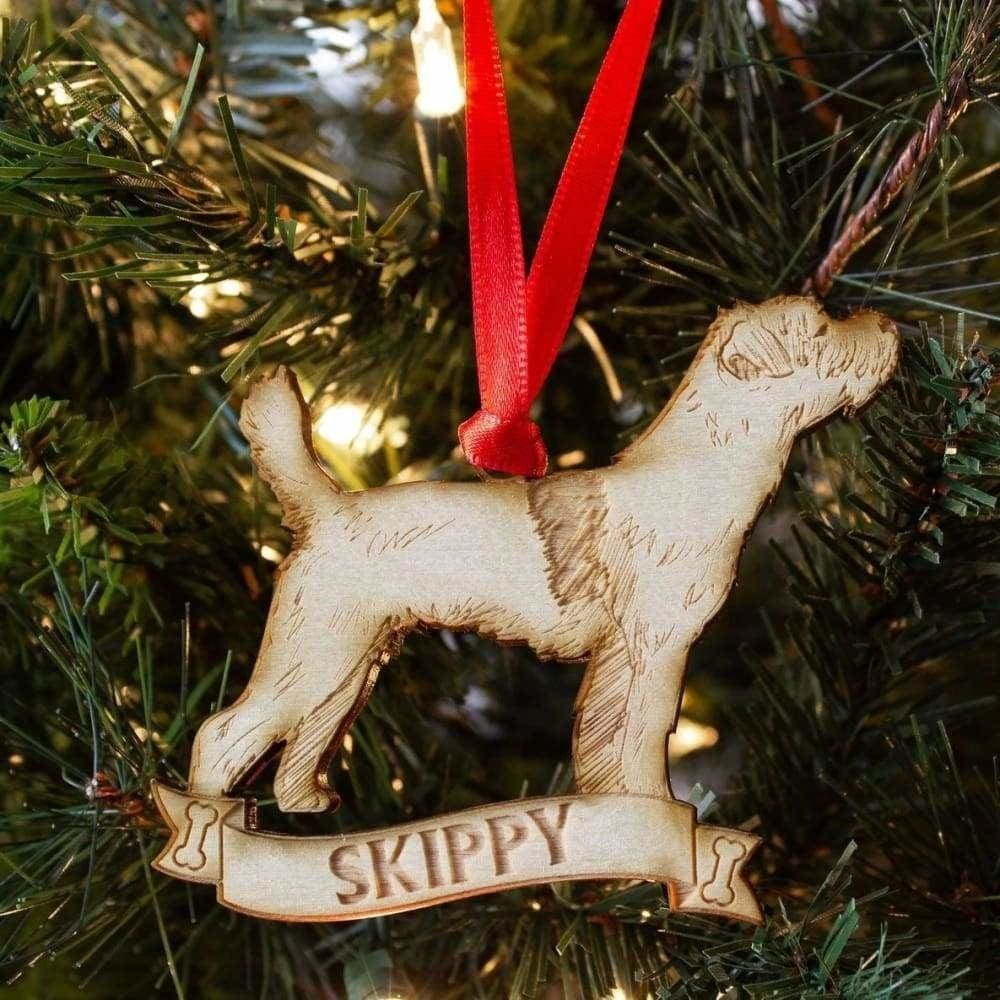 Jack Russell Personalized Dog Ornament - Ornaments