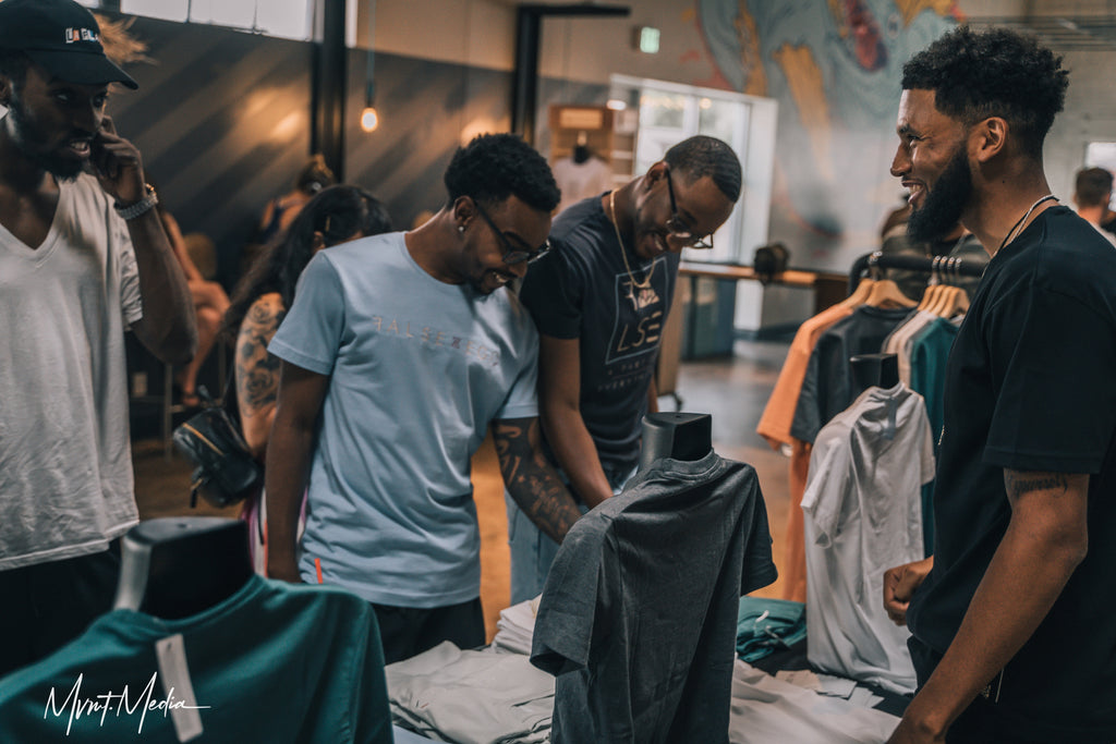 303 Magazine: FALSE EGO CELEBRATES ONE YEAR AS DENVER'S SUSTAINABLE STREETWEAR BRAND Written By  Sydney Scarola  July 1, 2019