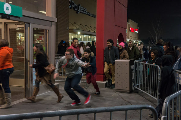Black Friday Rampage