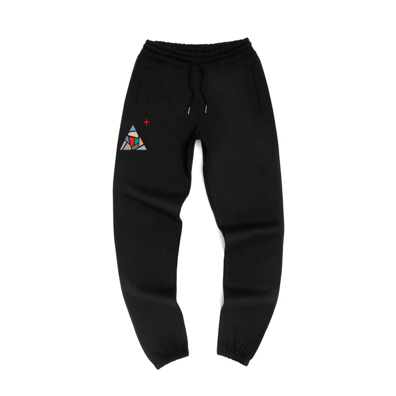 F.E. Sweatpants Black