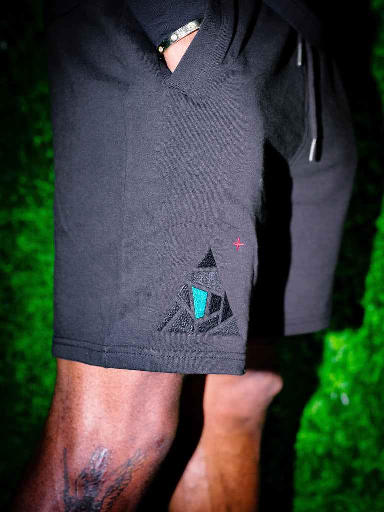 Black FE Sweatshorts