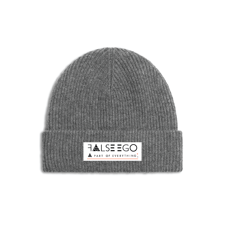 Heather Grey F.E Beanie