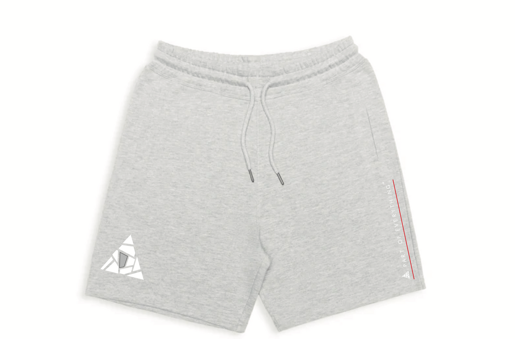 Heather Gray FE Sweatshorts