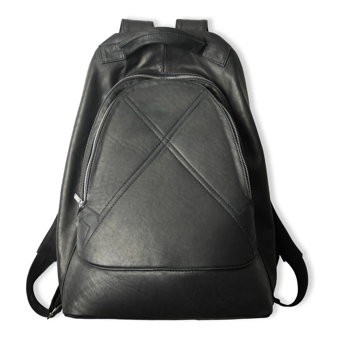 Double Zipped Backpack