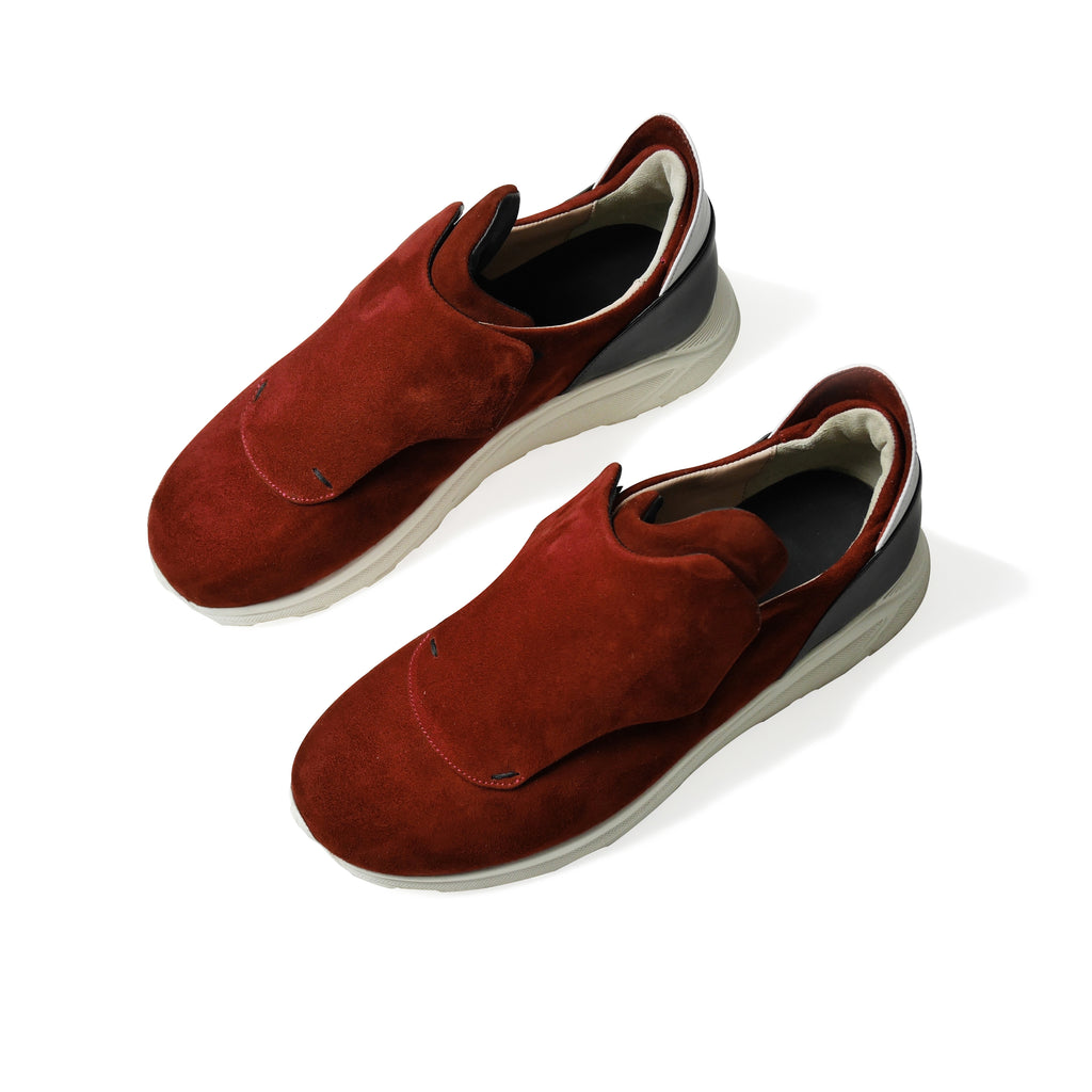 Exo Bordeaux Sneakers