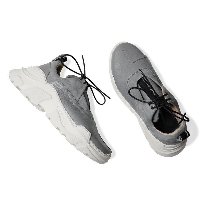 Mascaron Grey Suede Sneakers