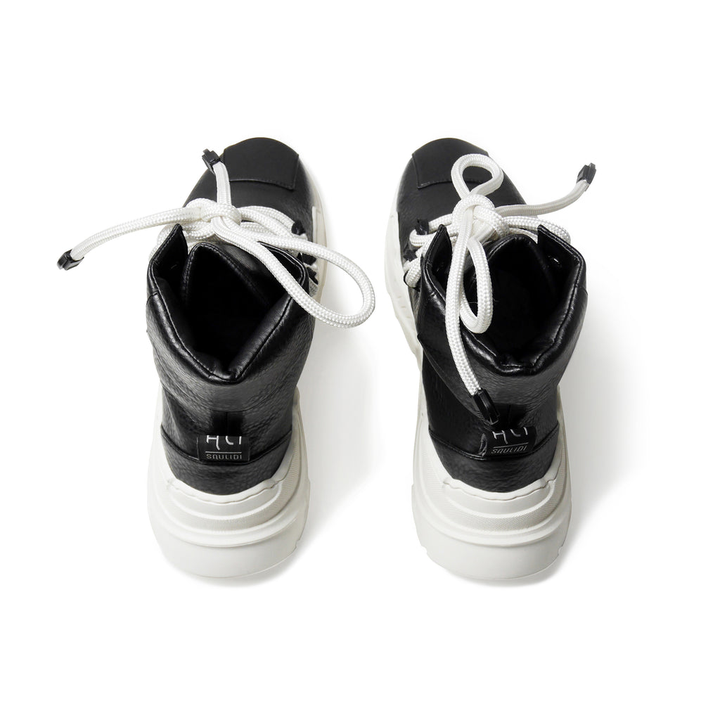 Leatherfree High Sneakers