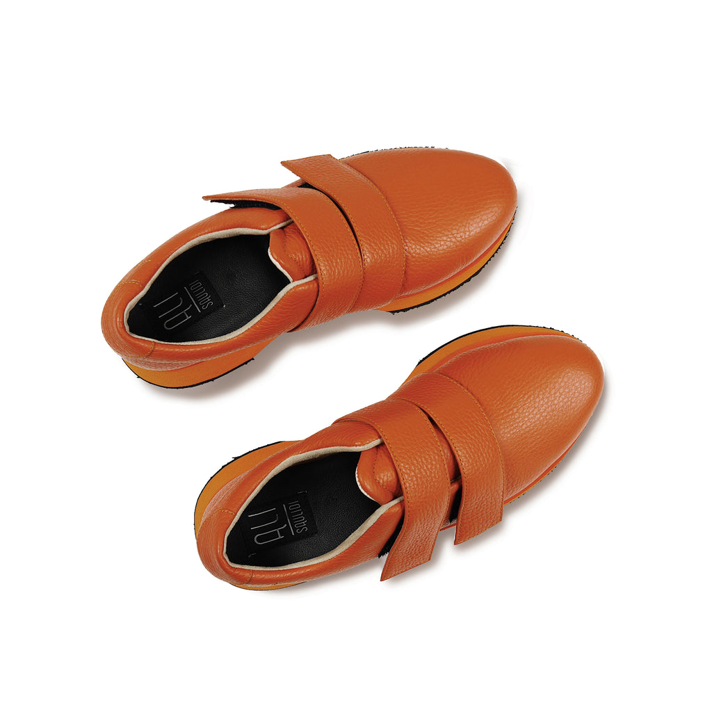 Saturn Orange Sneakers