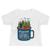 Mountains Are Calling Baby Jersey Short Sleeve Tee