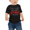 Let's Cuddle Baby Jersey Short Sleeve Tee