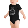 Witch In Training Short Sleeve Onesie