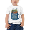 Mountains Are Calling Toddler Short Sleeve Tee