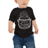 Witch In Training Baby Jersey Short Sleeve Tee