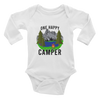 One Happy Camper Infant Long Sleeve Bodysuit